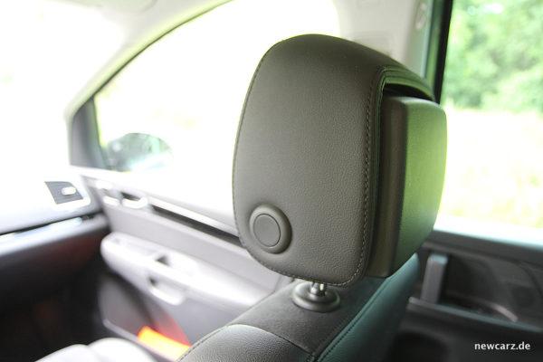 VW Sharan Kopfstütze