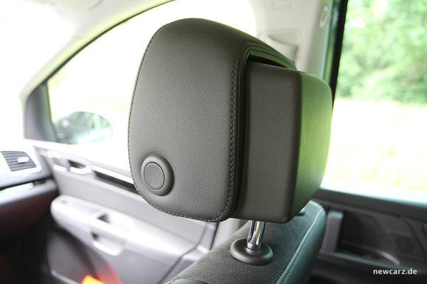VW Sharan Kopfstütze 2