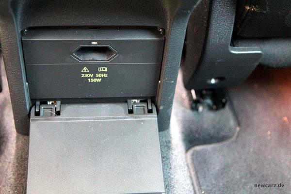 VW Sharan 230-Volt