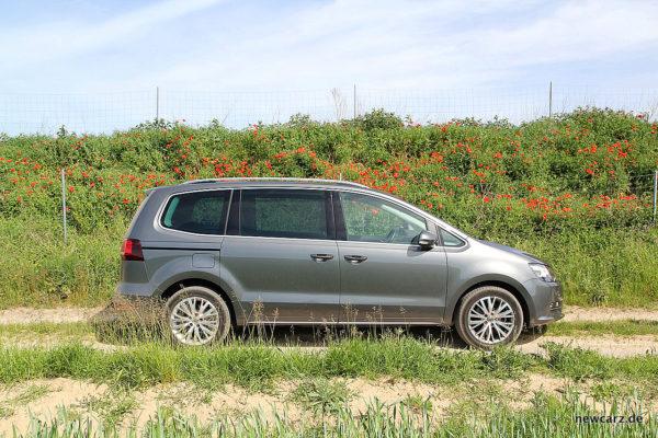 VW Sharan Seitenansicht