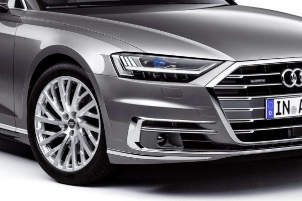 Audi A8 2018 Scheinwerfer