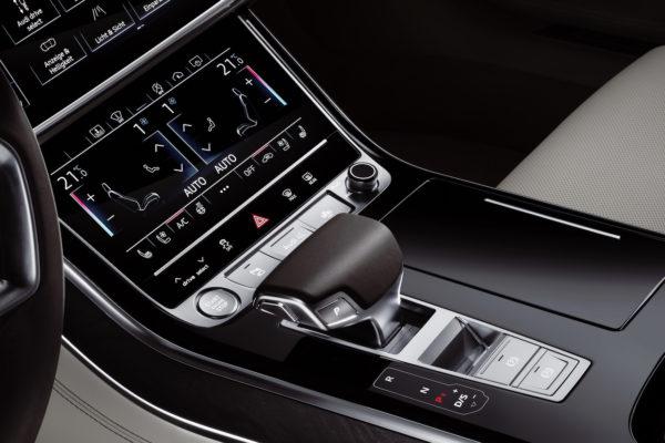 Audi A8 2018 Interieur