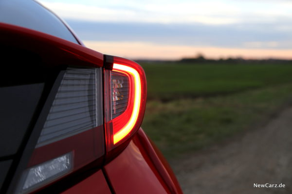 Honda Civic Sport Heckleuchten