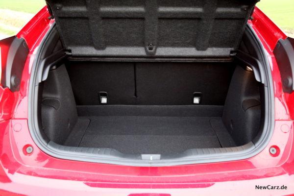 Honda Civic Sport Kofferraum