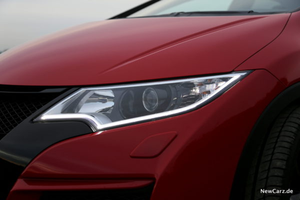 Honda Civic Sport LED