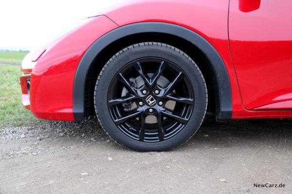 Honda Civic Sport Felgen