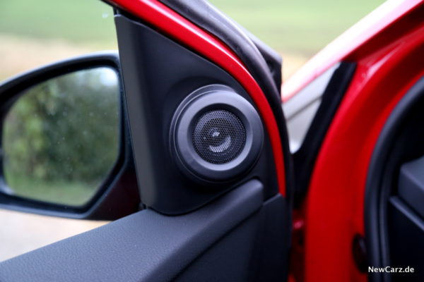 Honda Civic Sport Soundsystem