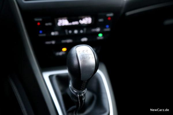 Honda Civic Sport Getriebe