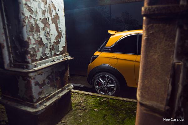 Opel Adam Rocks S Spoiler