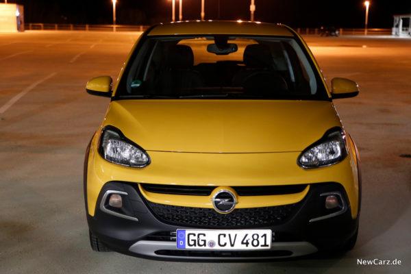Opel Adam Rocks S Front