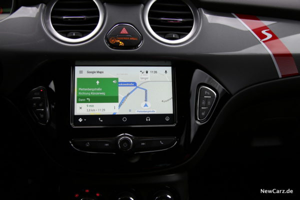 Opel Adam Rocks S Navigation
