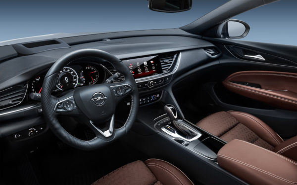Opel Insignia Country Tourer Interieur