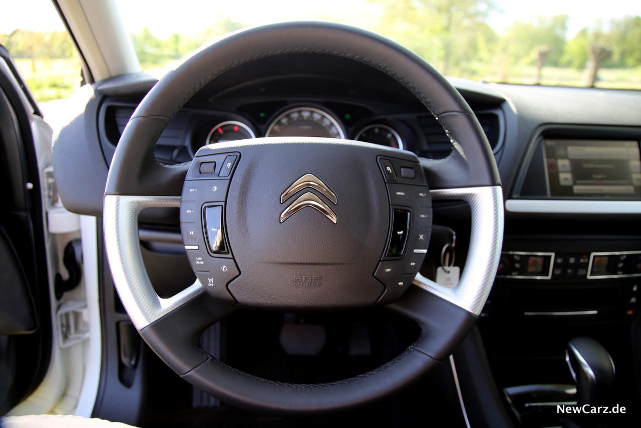 Citroen C5 Tourer - Adieu mon Grand - NewCarz.de