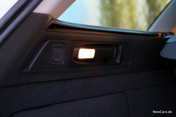 Citroen C5 Tourer Taschenlampe