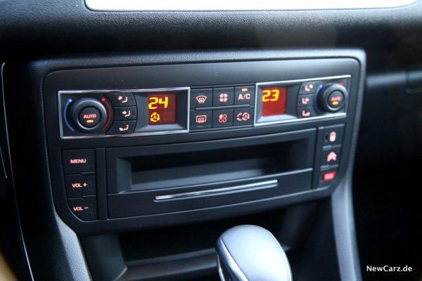 Citroen C5 Tourer Klimaautomatik