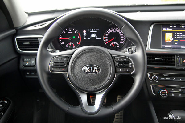 Kia Optima Lenkrad