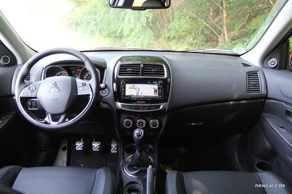 Mitsubishi ASX Armatur