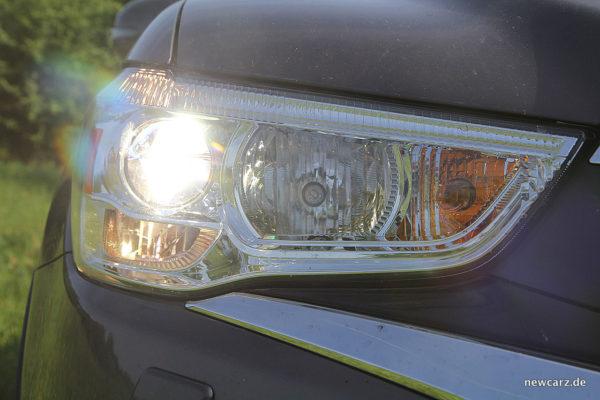Mitsubishi ASX Xenon