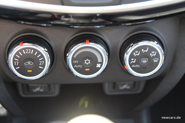 Mitsubishi ASX Klima