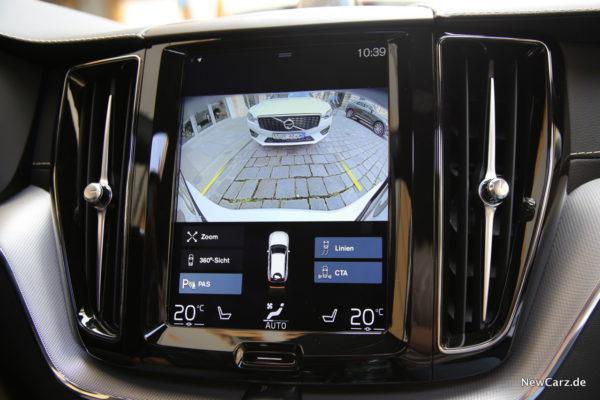 Volvo XC60 Rückfahrkamera