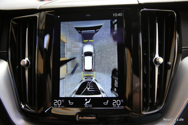 Volvo XC60 Surround View 360
