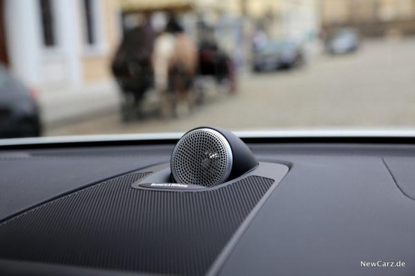 Volvo XC60 B&W Sound
