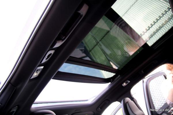 Volvo XC60 Panorama Glasdach