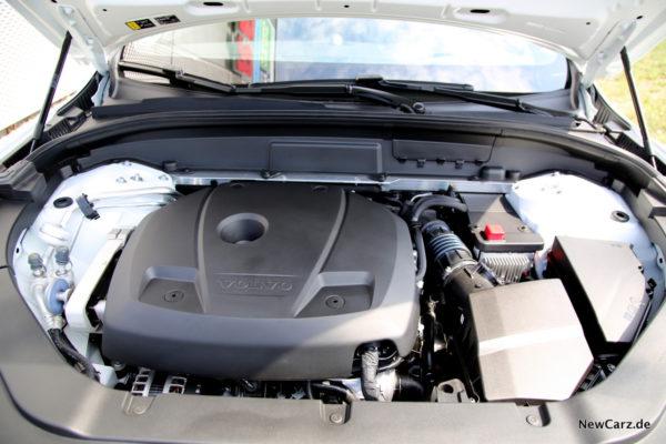 Volvo XC60 T6 Motor