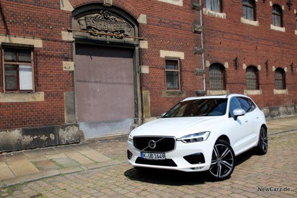 Volvo XC60 weiß