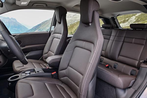 BMW i3S Interieur