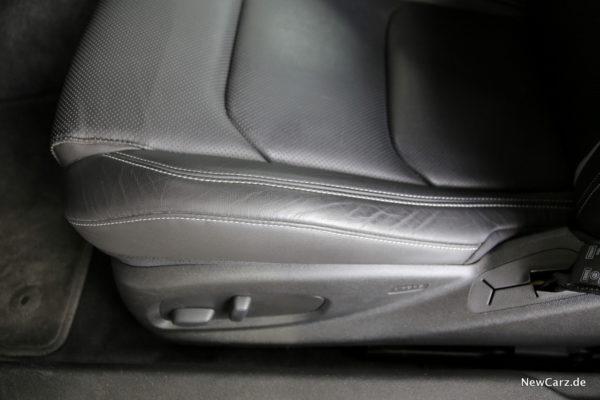 Chevrolet Camaro Convertible Sitze