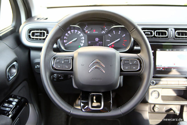 Citroen C3 2017 Lenkrad