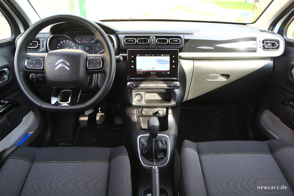Citroen C3 2017 Armaturen