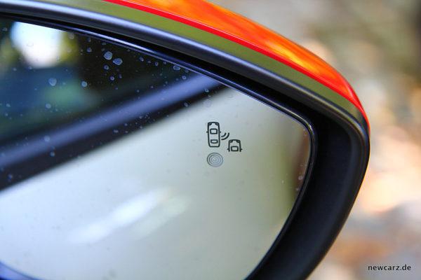 Citroen C3 2017 Außenspiegel