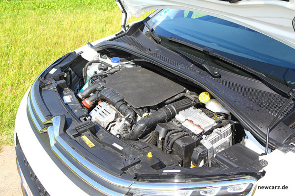 Citroen C3 2017 Motor