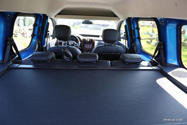 Dacia Dokker Stepway Innenraum