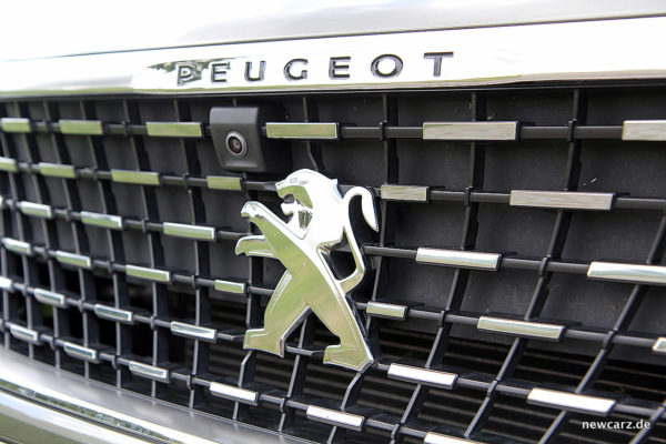Peugeot 3008 GT Frontgrill
