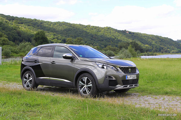 Women's World Car of the Year - Peugeot 3008