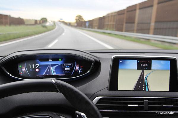 Peugeot 3008 GT i-Cockpit Navi