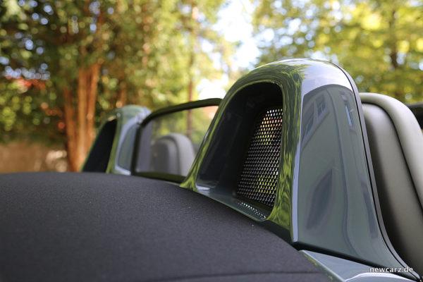 Porsche 718 Boxster S Überrollbügel