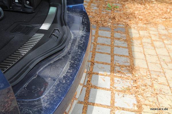 Renault Megane Grandtour Heckstoßfänger