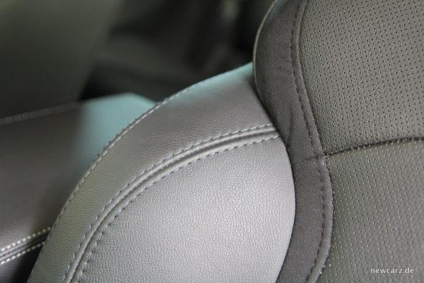 Renault Megane Grandtour Sitzverarbeitung