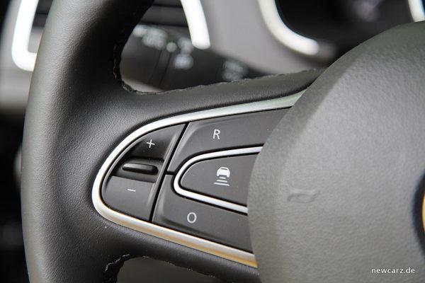 Renault Megane Grandtour Tempomat