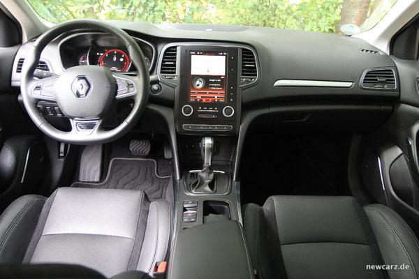 Renault Megane Grandtour Armaturenbereich