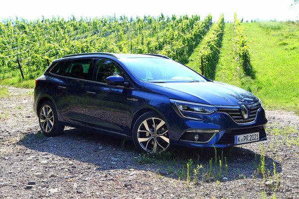 Renault Megane Grandtour schrägvorn