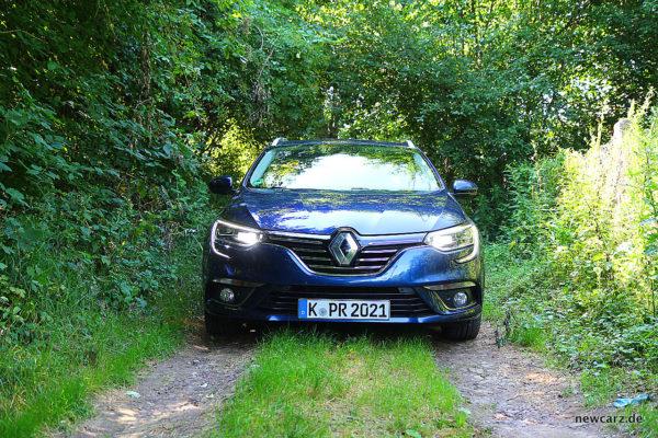 Renault Megane LED-Scheinwerfer