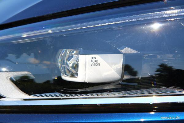 Renault Megane Grandtour LED-Licht