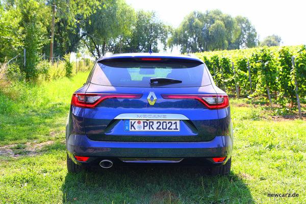 Renault Megane Grandtour Heck