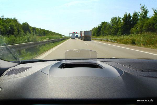 Renault Megane Grandtour HUD