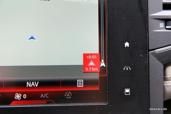 Renault Talisman Dauertest Staumeldung